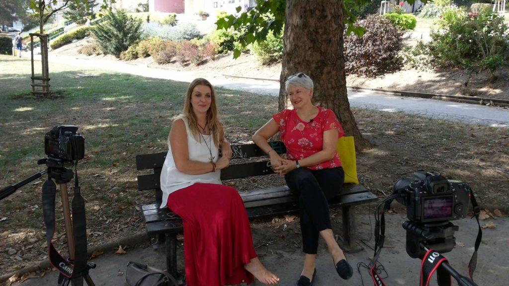Zuzka Zdeňková jako podnikavá duše