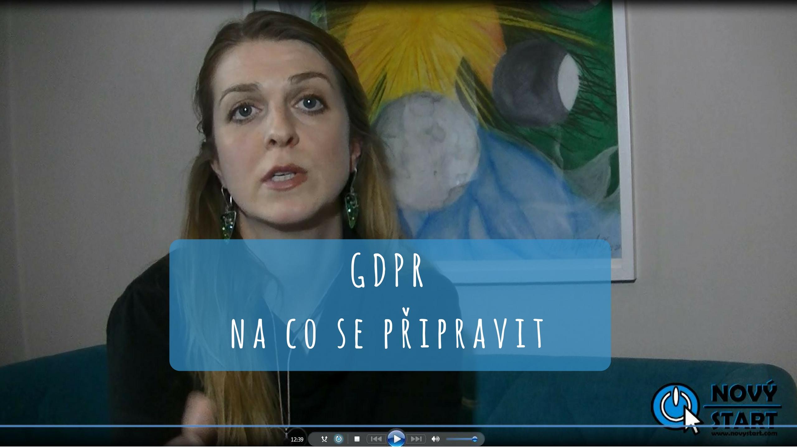 GDPR – na co se připravit?