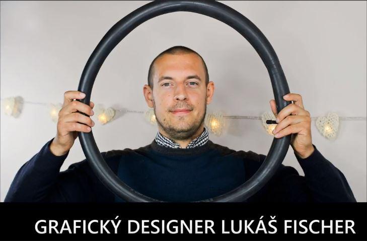 Lukáš Fischer – příběh grafického designera
