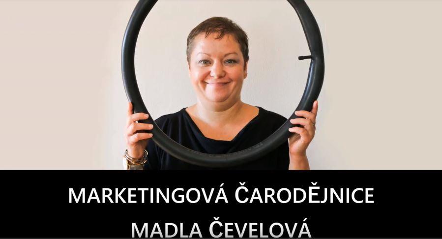 Magdalena Čevelová – příběh marketingové čarodejnice