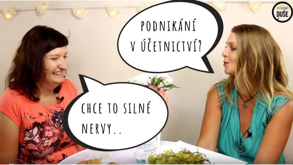 Renata Mládková: podnikání a účetnictví