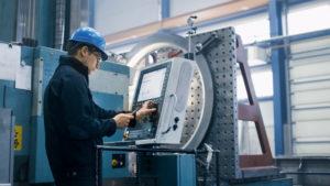 Technik CNC